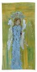 Angel Of Vision Hand Towel