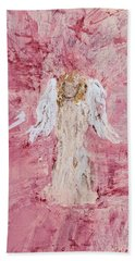Angel Was Lost But Now Is Found  Hand Towel