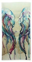 Angel Wings Bath Towel