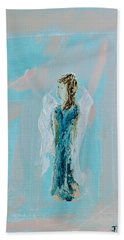 Angel With Character Hand Towel