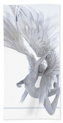 Angelic Arch Hand Towel