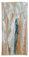 Angels In The Midst Of Every Day Life Hand Towel