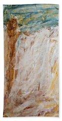 Angels Of Peace Bath Towel