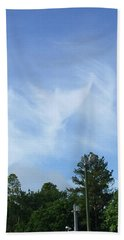 Angels Of Peace Hand Towel