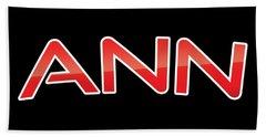 Ann Bath Towel