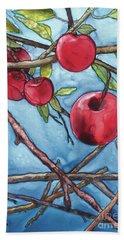 Apple Harvest Hand Towel