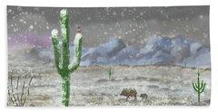 Arizona Blizzard Hand Towel