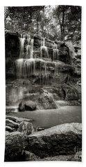 Rock Glen Falls Bath Towel