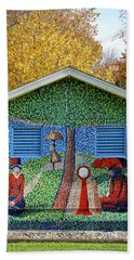 Art In The Park Hand Towel
