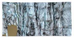 Artic Glacier Hand Towel