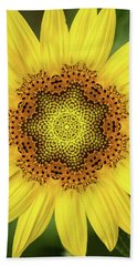 Artistic 2 Perfect Sunflower Bath Towel