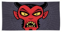Mad Devil Hand Towel