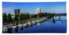 Augusta Ga Savannah River 2 Bath Towel