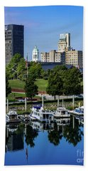 Augusta Ga Savannah River 3 Bath Towel
