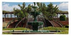 Augusta Riverwalk - Augusta Ga Hand Towel