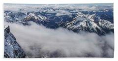 Austrian Alps Bath Towel