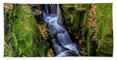 Autumn At Pewits Nest Bath Towel