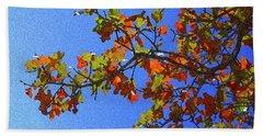 Autumn's Colors Hand Towel
