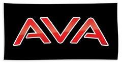 Ava Bath Towel