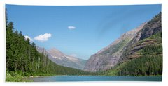 Avalanche Lake Hand Towel