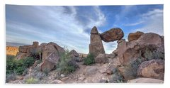 Balanced Rock Hand Towel