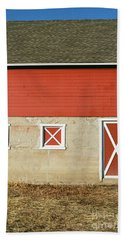 Barn Lines Bath Towel