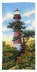 Barnegat Light Bath Towel