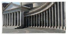 Basilica San Francesco Di Paola Hand Towel