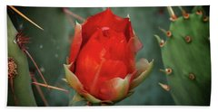 Hand Towel featuring the photograph Be My Valentine by Rick Furmanek