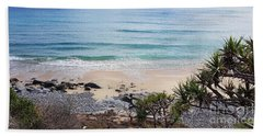 Beautiful Noosa Beach  Bath Towel
