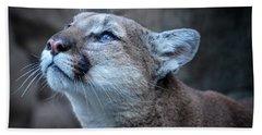 Beautiful Puma Bath Towel