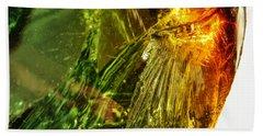 Beauty Of Glass Hand Towel