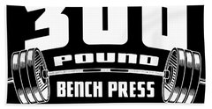 Bench Press Club Sm To Powerlifting Gym Bodybuilding Fitness Bodybuilding Hand Towel