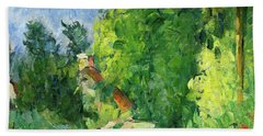 Bend In The Road Through The Forest - Digital Remastered Edition Bath Towel