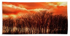 Bhrp Sunset Hand Towel