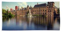Binnenhof, The Hague Hand Towel