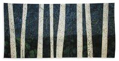 Birches Hand Towel