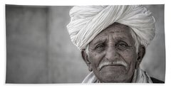 Bishnoi Elder Bath Towel