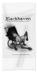 Blackhaven The Encounter Stories And Demon Profiles Bookcover, Shirts, And Other Products Bath Towel