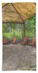 Blacklick Woods - Chairs Bath Towel