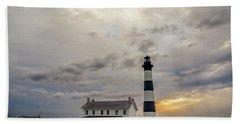 Bodie Island Lighthouse No. 2 Bath Towel