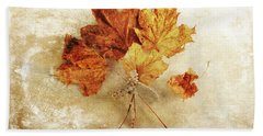 Hand Towel featuring the photograph Bouquet Of Memories by Randi Grace Nilsberg