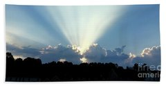 Breathtaking Sky Bath Towel