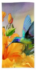 Bright And Beautiful Hand Towel