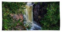 Brownstone Falls Hand Towel