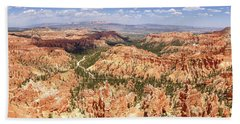 Bryce Canyon Hoodoos Hand Towel