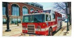 Buffalo Fire Dept Haz1mat Hand Towel