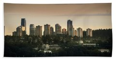 Burnaby Dusk Bath Towel