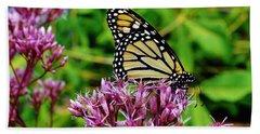 Butterfly Beauty Hand Towel