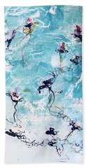 Butterfly Kisses Bath Towel